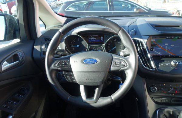 Ford Grand C-MAX 1.5 TDCi NOVÝ MODEL, NAVI, KAMERA, nabídka A208/18