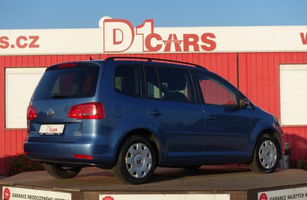 Volkswagen Touran 2.0 TDi Comfortline VYHŘ. SEDADLA, nabídka A210/18