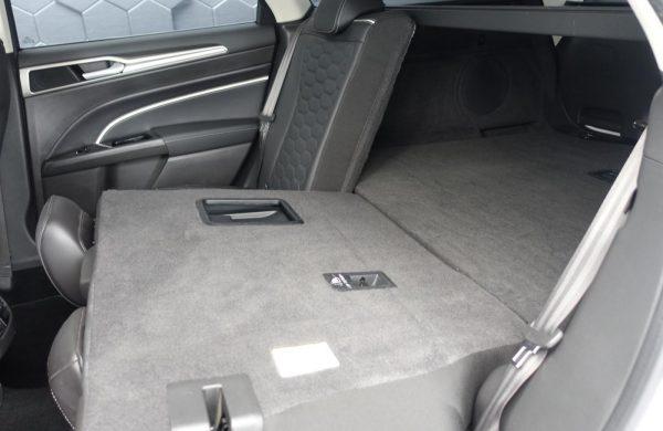 Ford Mondeo 2.0 TDCi VIGNALE 4×4 LED SVĚTLA, nabídka A214/21