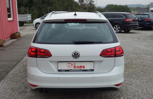 Volkswagen Golf 2.0 TDi Highline Bi-XENONY, CZ NAVI, nabídka A217/19