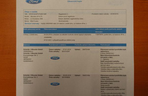 Ford Mondeo 2.0 TDCi 4×4 Titanium LED SVĚTLA, nabídka A218/19