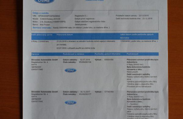 Ford Galaxy 2.0 TDCi 7 MÍST, NOVÝ MODEL, NAVI, nabídka A21/19