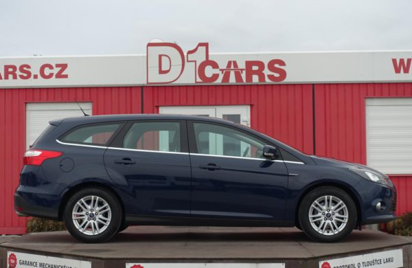 Ford Focus 2.0 TDCi TITANIUM, nabídka A220/18