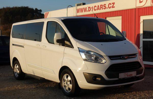 Ford Tourneo Custom 2.2 TDCi Titanium L28 MÍST 114 kW, nabídka A225/19