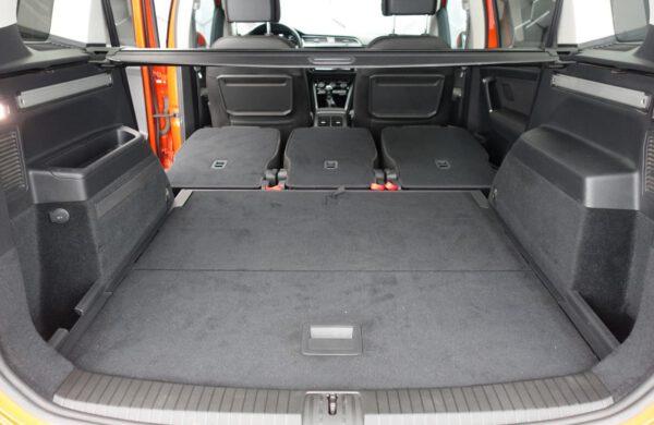 Volkswagen Touran 2.0 TDi Sound, CZ NAVI, AUTOPARKING, nabídka A225/20