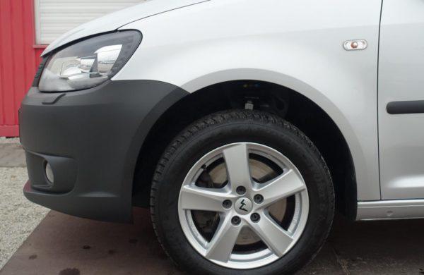 Volkswagen Caddy Maxi 2.0 TDi BI-XENONY, DIGI KLIMA, nabídka A231/18