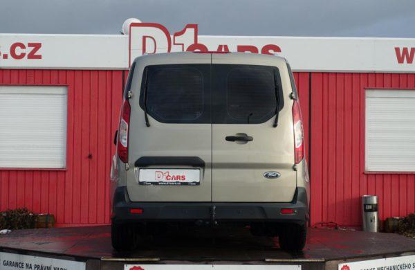 Ford Transit Connect 1.6 TDCi L25 MÍST, VYHŘÍVANÉ SKLO, nabídka A235/18