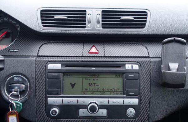 Volkswagen Passat 2.0 TDi CR 125 kW NAVIGACE, XENONY, nabídka A237/18