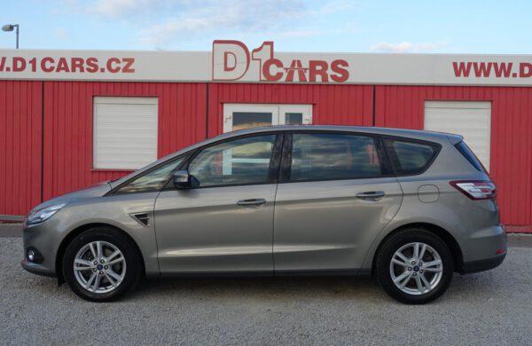 Ford S-MAX 2.0 TDCi 7 MÍST,19.214 KM, PANORAMA, nabídka A237/19