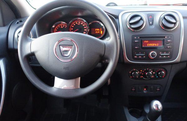 Dacia Logan MCV 1.2i KLIMATIZACE, KOUPENO VČR, nabídka A24/20