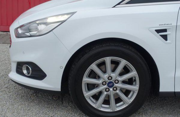 Ford S-MAX 2.0 TDCi Titanium WEBASTO, CZ NAVI, nabídka A251/19