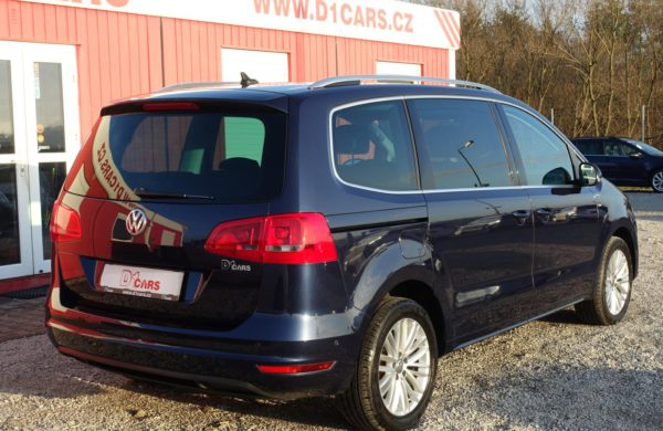 Volkswagen Sharan 2.0 TDi CUP 7 MÍST NAVI, EL.DVEŘE, nabídka A252/19