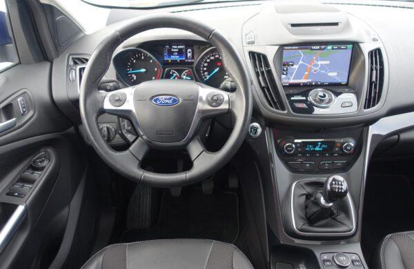 Ford Kuga 2.0 TDCi Titanium NAVI, NEZ.TOPENÍ, nabídka A254/20