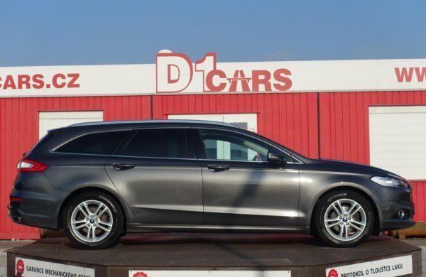 Ford Mondeo 2.0 TDCi Titanium 132kW NOVÝ MODEL, nabídka A255/18