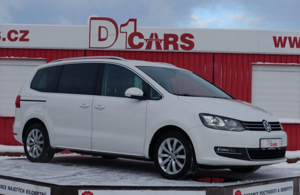 Volkswagen Sharan 2.0TDi Higline DSG 7 MÍST BI-XENONY, nabídka A256/18