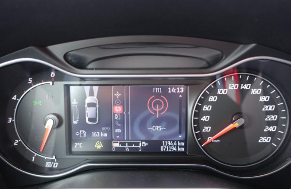 Ford Galaxy 2.0 TDCi 120kW Titanium ZIMNÍ PAKET, nabídka A258/18