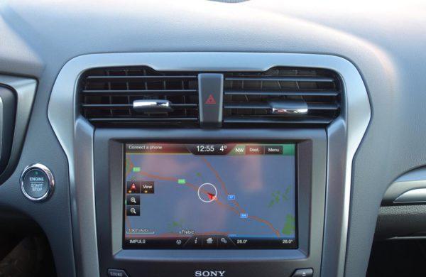 Ford Mondeo 2.0 TDCi Titanium 132kW KAMERA,NAVI, nabídka A25/19