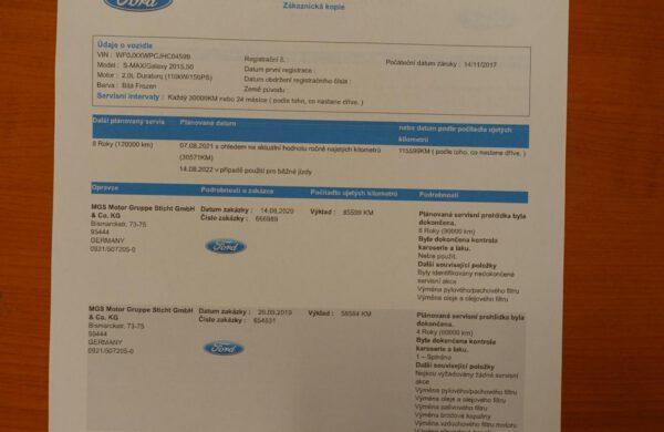 Ford S-MAX 2.0 TDCi Titanium REZERVOVÁNO!, nabídka A272/20