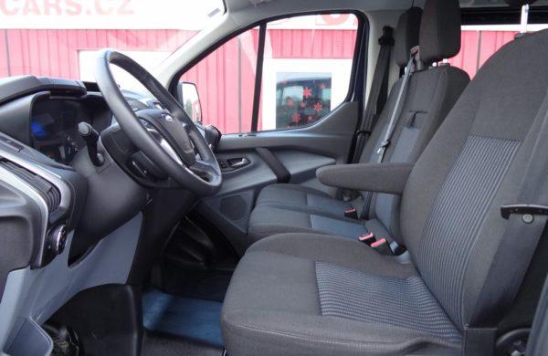 Ford Transit Custom 2.2 TDCi 9 MÍST VYHŘÍVANÉ SKLO, nabídka A28/18