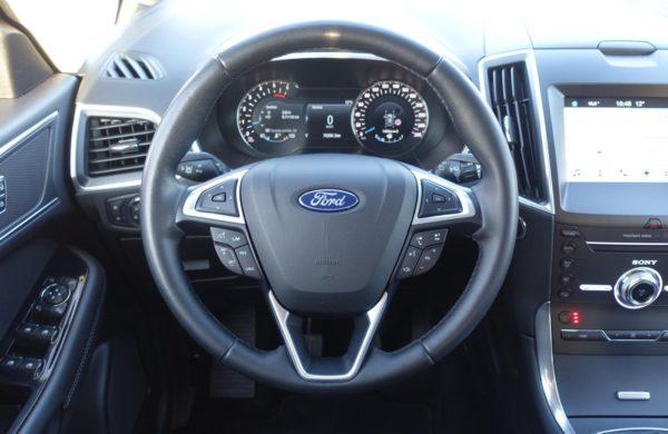 Ford Galaxy 2.0 TDCi Titanium WEBASTO, SYNC 3, nabídka A31/20