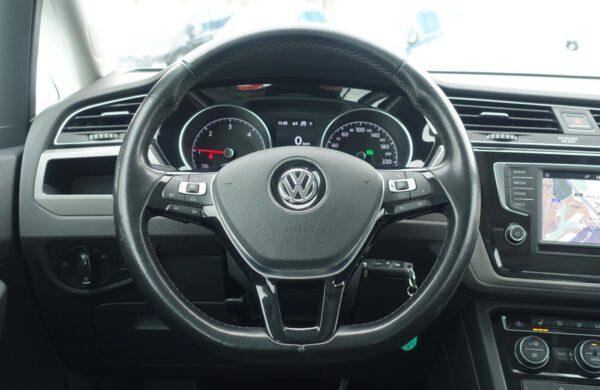 Volkswagen Touran 2.0 TDi DSG Comfortline ACCTempomat, nabídka A3/21