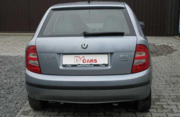 Škoda Fabia 1.4 Comfort KLIMATIZACE, nabídka A426/11