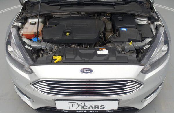 Ford Focus 2.0 TDCi Titanium NAVI ZIMNÍ PAKET, nabídka A42/21