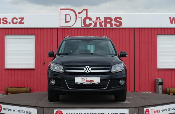 Volkswagen Tiguan 2.0 TDi DSG 130 kW Cup 4Motion NAVI, nabídka A43/19