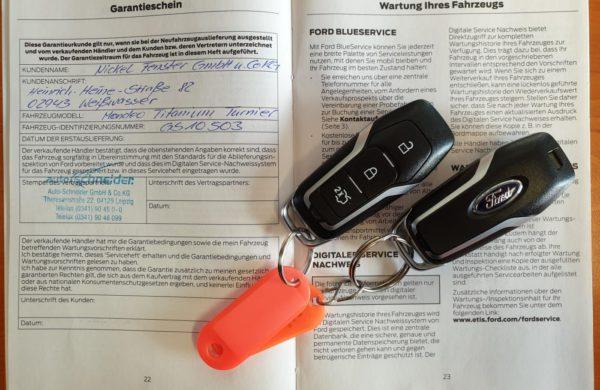 Ford Mondeo 2.0 TDCi Titanium 132 KW, nabídka A43/20