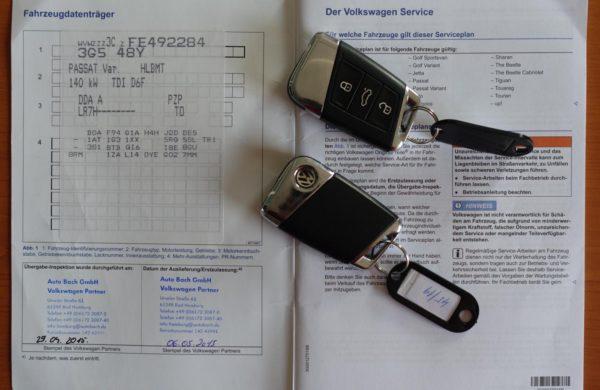 Volkswagen Passat 2.0 TDi Highline DSG 140 kW LED, nabídka A45/19