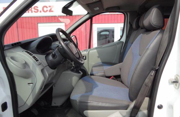 Renault Trafic 2.0 dCi 6 MÍST, KLIMA, ODPOČET DPH, nabídka A51/18