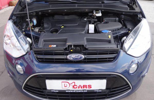 Ford S-MAX 2.0 TDCi Titanium NAVI, ZIMNÍ PAKET, nabídka A55/18