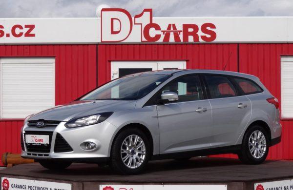 Ford Focus 2.0TDCi Titanium NAVIGACE VYHŘ.SKLO, nabídka A57/17