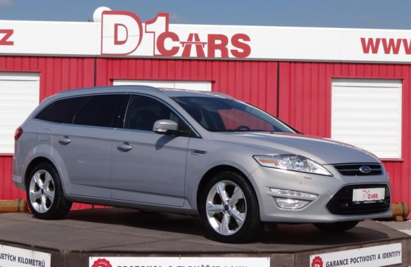 Ford Mondeo 2.0 TDCi 120kW Titanium NAVI,XENONY, nabídka A59/18