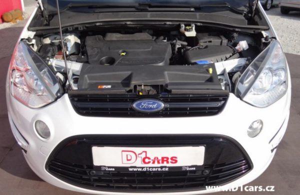 Ford S-MAX 2.0 TDCi ZIMNÍ PAKET, CZ NAVIGACE, nabídka A66/17