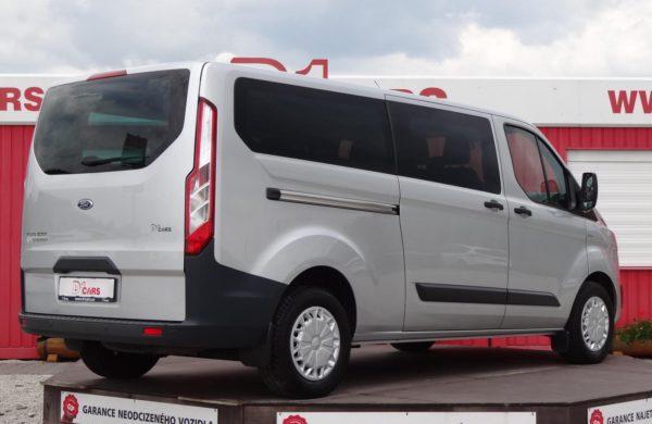 Ford Transit Custom 2.2 TDCi 114 kW L29 MÍST,VYHŘ.SKLO, nabídka A66/18