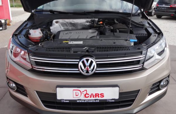 Volkswagen Tiguan 2.0 TDi DSG 4 Motion SPORT & STYLE, nabídka A67/18