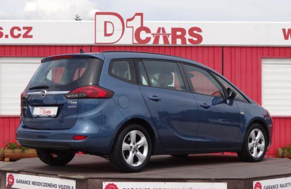 Opel Zafira Tourer 2.0 CDTi CZ NAVI, BI-XENONY, nabídka A68/18