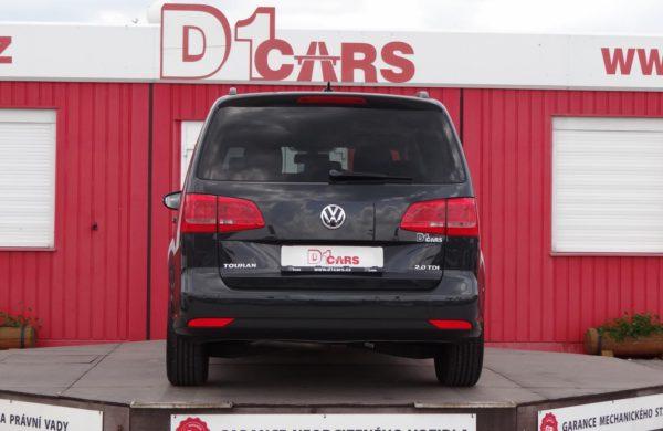 Volkswagen Touran 2.0 TDi Comfort NAVI, VYHŘ. SEDADLA, nabídka A69/18