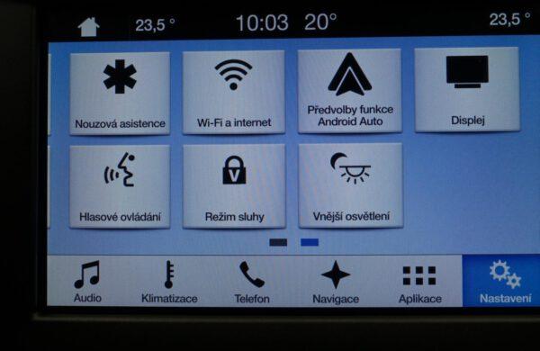 Ford Mondeo 2.0 TDCi NAVI, SYNC 3, ZIMNÍ PAKET, nabídka A71/20