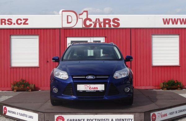 Ford Focus 2.0 TDCi Titanium XENONY, KAMERA, nabídka A78/18