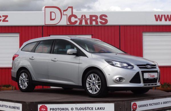 Ford Focus 2.0 TDCi Titanium NAVI,ZIMNÍ  PAKET, nabídka A83/17