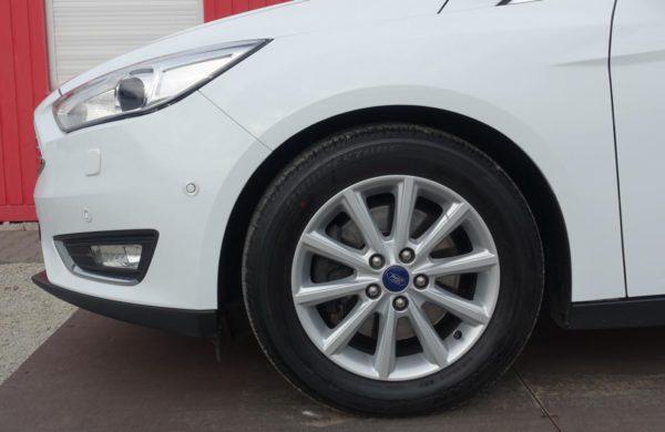 Ford Focus 2.0 TDCi Titanium XENONY, ACC, NAVI, nabídka A83/19