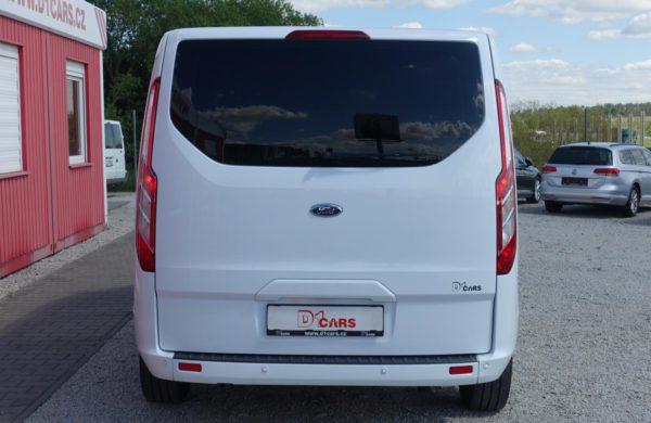 Ford Tourneo Custom 2.2 TDCi Titanium L28 MÍST 114 kW, nabídka A84/20