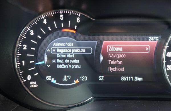 Ford Mondeo 2.0 TDCi Titanium LED SVĚTLA, SYNC3, nabídka A85/21