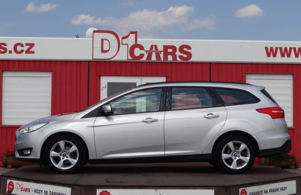 Ford Focus 1.6 TDCi FACELIFT, NAVI,ZIMNÍ PAKET, nabídka A86/18