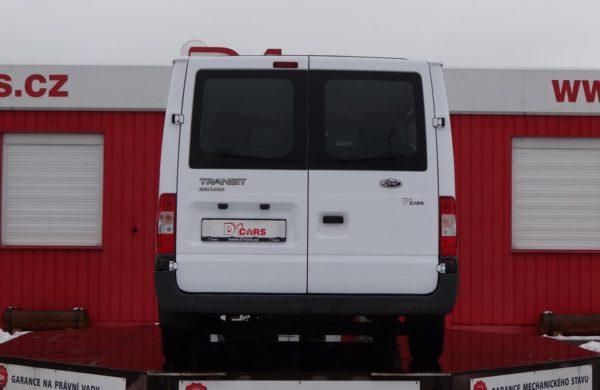 Ford Transit 2.2 TDCi 9 MÍST VYHŘÍVANÉ SKLO, nabídka A88/17