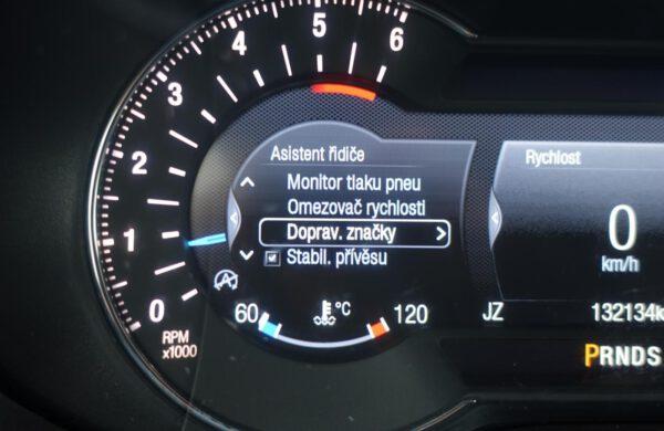 Ford Galaxy 2.0TDCi Titanium, SYNC 3, BLIS, TAŽ, nabídka A8/21