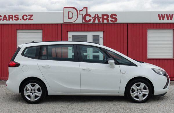 Opel Zafira Tourer 1.6CDTi,CZ NAVI,NEZ.TOPENÍ, nabídka A90/20