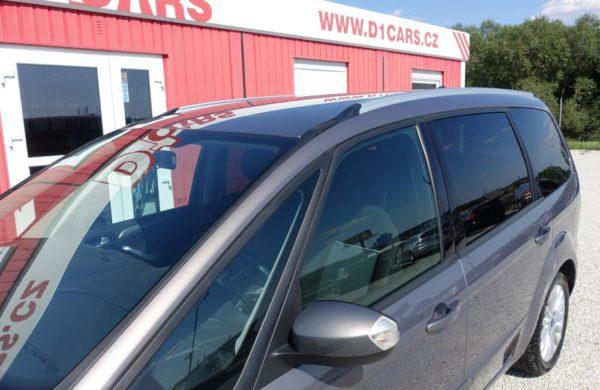 Ford Galaxy 2.0 TDCi 120 kW, NAVI, ZIMNÍ PAKET, nabídka A91/19